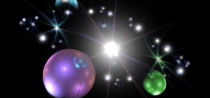Los quarks: ¿son, realmente, partículas fundamentales? (Parte 1)